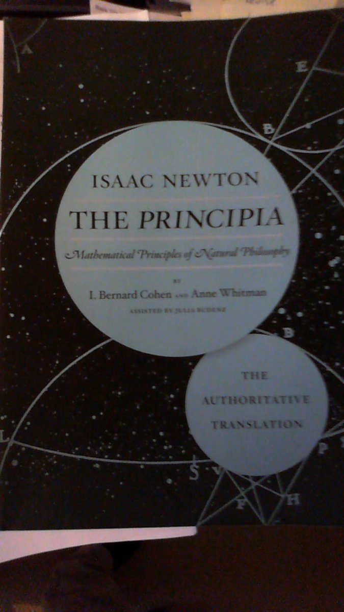 principia - new translation
